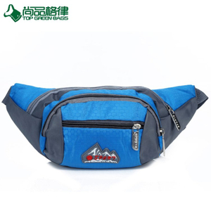 Fashionable Polyester Fanny Pocket Outdoor Sports Hip Bag (TP-WTB054)