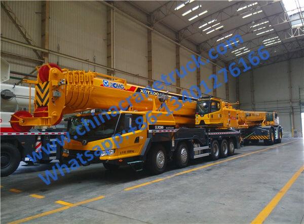 Grove TMS700B 50-ton Telescopic Boom Mobile Crane For Sale