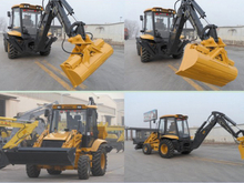 FOTMA WZ30-25 backhoe loader videos