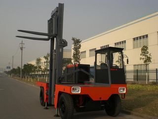 CCCD-10C side lifter truck