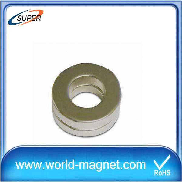 N45 Ring Neodymium Magnets for Audio Equipments
