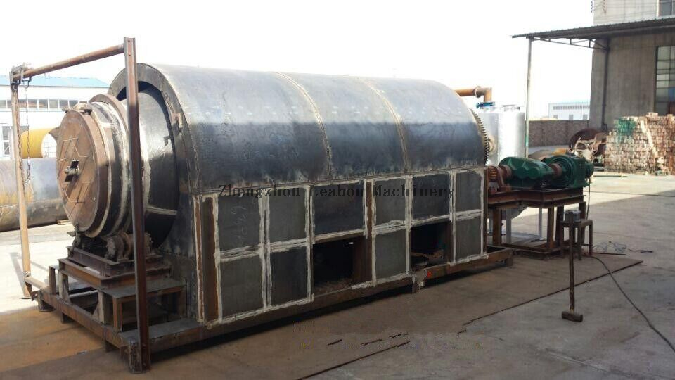 Rotary Type Carbonization Furnace