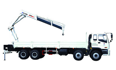 SQ10ZK3Q truck-mounted crane