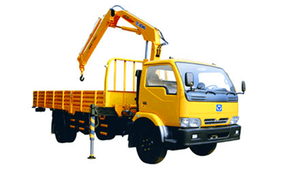 SQ3.2ZK1 / SQ3.2ZK2 truck-mounted crane