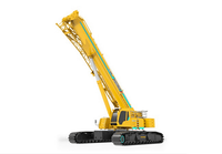 XGC100T telescopic crawler crane