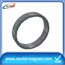 Custom Arc Neodymium Magnets for Sale