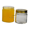Cylinder Glass Honey Jars