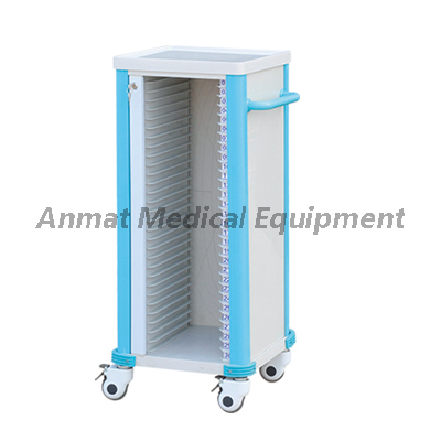 30 layers medical case history trolley