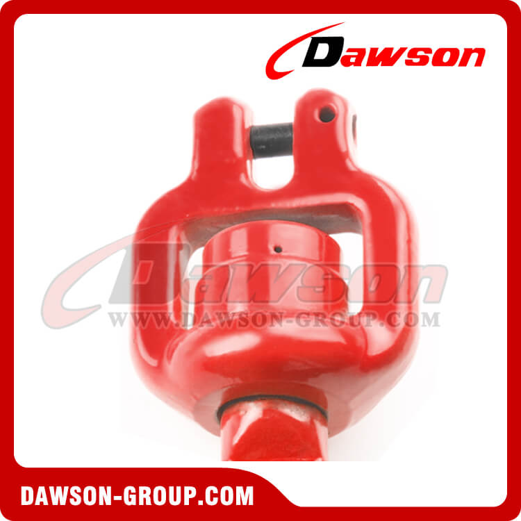 DS007 G80 Clevis Swivel Self-Locking Safety Hooks - Dawson Group LTd. - China Supplier