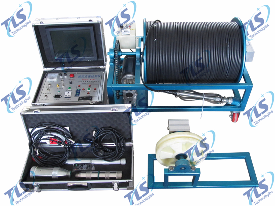 TLSY-NW Borehole Inspection Camera System-2