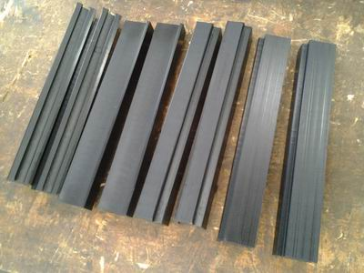 UHMWPE Conductive plate