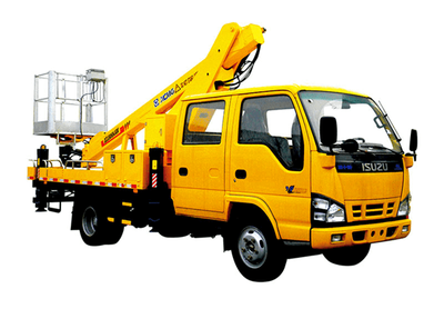Aerial Working platform-Telescopic boom