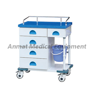 Detachable Multi-Purpose Medical Treatment Cart