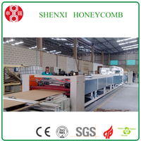 High Speed Full Automatic Honeycomb Paperboard Lamination Machine