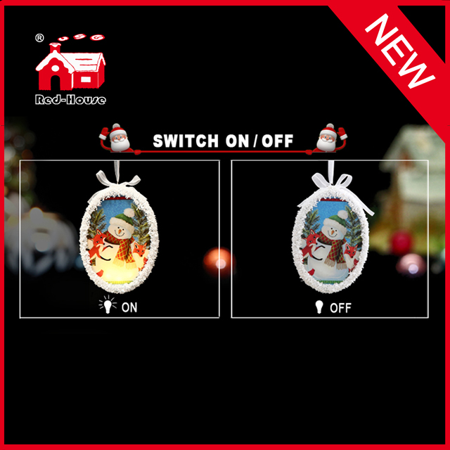 Small Battery Operated Christmas LED Light For Costume Decoration
