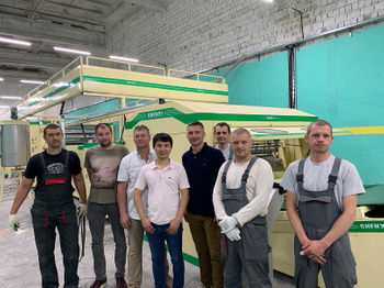 2019 Wuxi Shenxi Install Machine in Belarus