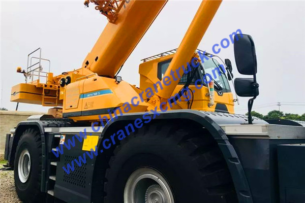 XCR70 rough terrain crane