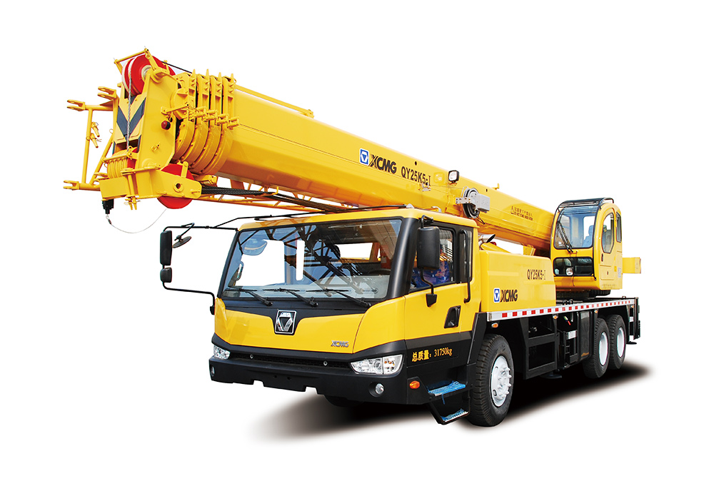 XCMG 25 Ton Right Hand Drive Truck Crane QY25K5-I