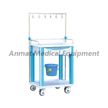 medical IV treatment trolley equipment china