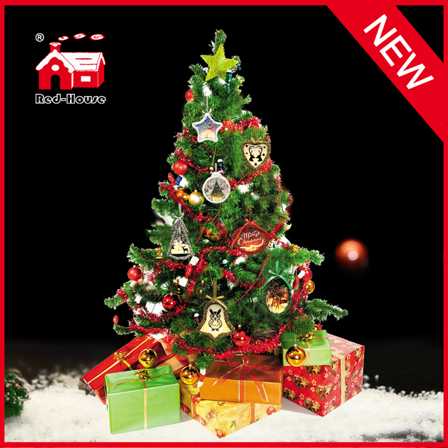 2015 NEW Decoration Christmas LED Tree Shaped Lamp