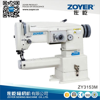 ZY3153M Cylinder Bed Unison Feed Zigzag Sewing Machine Large Hook (ZY3153M)