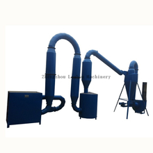 Hot Sell Pipe Type Air Flow Sawdust Dryer Machine