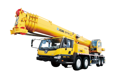 XCMG 70 ton industrial heavy truck crane QY70K-I