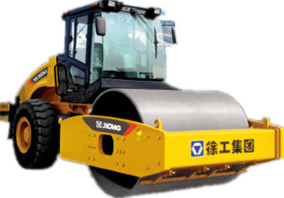 Single Drum Road Roller XS223J