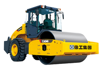 Single Drum Road Roller XS143J