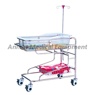 Hospital infant bed/baby cot bed/bassinet