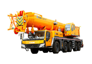 QAY180 All Terrain Crane