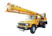 XCMG mini 8 ton conventional mobile truck crane QY8B.5