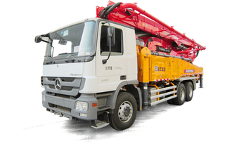 HB50K Truck-mounted Concrete Pump