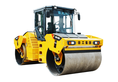 Double Wheel Road Roller XD133