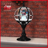 (LT30059H-HS11) Cute Snowman Tabletop Lamp with LED Lights Christmas Decoration