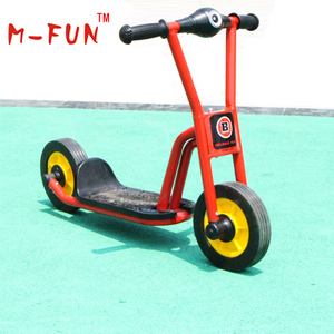 Durable metal pedicab for kids