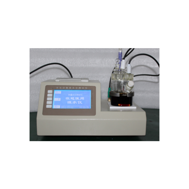 Insulating Oil Water Content Tester TP-2100