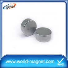 N52 neodymium disc magnet with high quality for industry