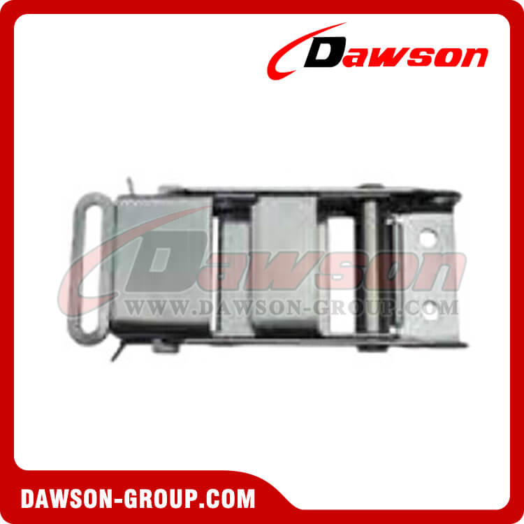 DSPRB-12C BS 3300LBS / 1500KGS 2 inch Stainless Steel Overcenter Buckle
