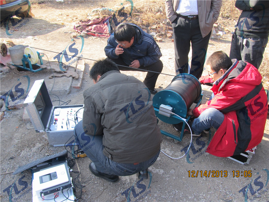 TLS Technologies Borehole Inspection Camera Application Case-Changzhi logging field-05