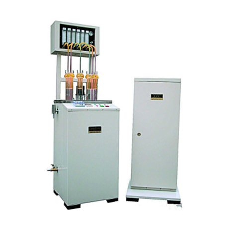 Distillate Fuel Oil Oxidation Stability Tester Model TP-175