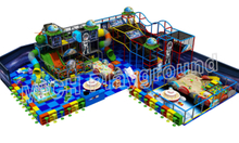 Kids Amusement Soft Indoor Playground 6629A