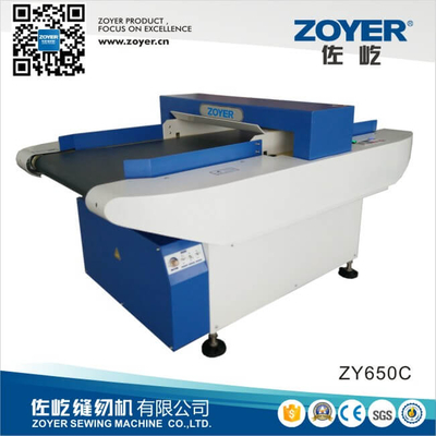 ZY-650C Zoyer Convey or Belt Garment Cloting Textile Metal Needle Detector (ZY-650C)